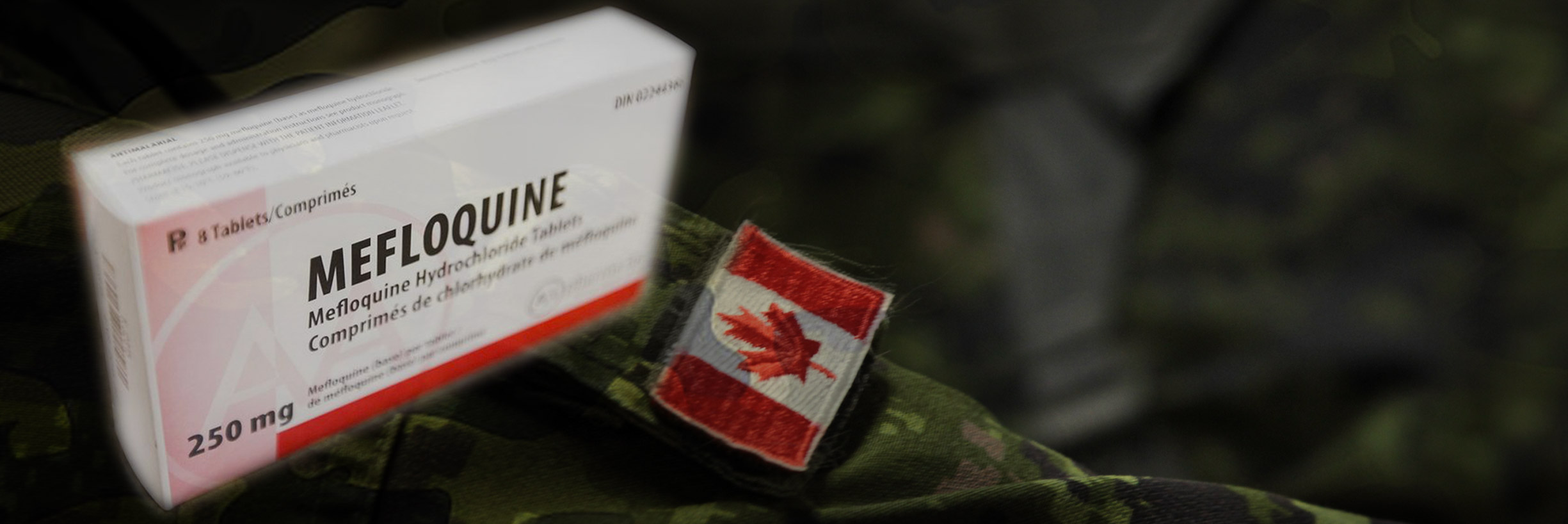 Mefloquine Lawsuit Canada – Join the Mefloquine Lawsuit